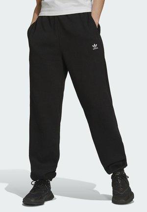 PANTS - Spodnie treningowe - black