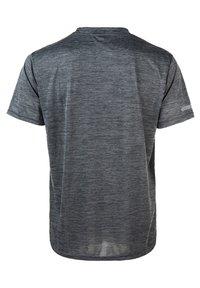 Endurance - Print T-shirt - mid grey melange - 1