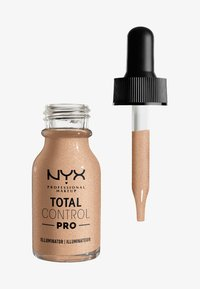 Nyx Professional Makeup - TOTAL CONTROL PRO ILLUMINATOR - Highlighter - cool - 0
