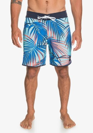 HIGHLINE SUB TROPIC - Badeshorts - pacific blue