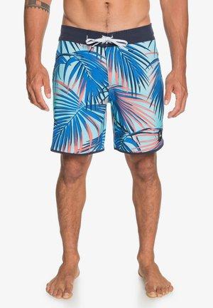 HIGHLINE SUB TROPIC - Swimming shorts - pacific blue