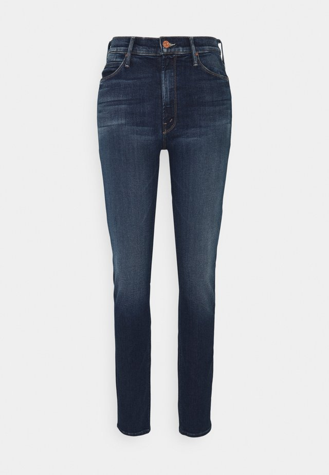 THE DAZZLER SKIMP - Slim fit jeans - dark blue