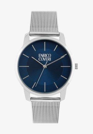 Horloge - silverblue