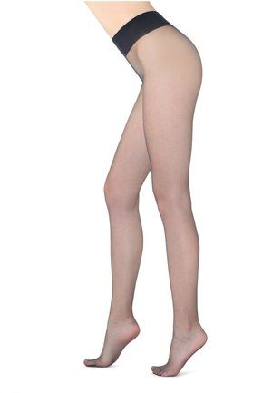 ULTRA TRANSPARENTE FEINSTRUMPFHOSE 8 DENIER - Tights - blue