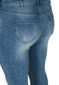 Zizzi - Slim fit jeans - blue - 4