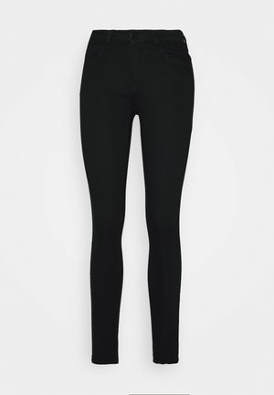 JDYNEWNIKKI LIFE - Jeans Skinny Fit - black denim