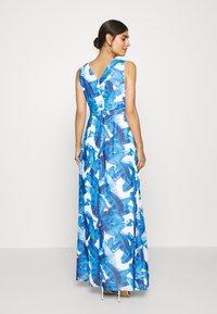 comma - Maxi dress - blue - 2
