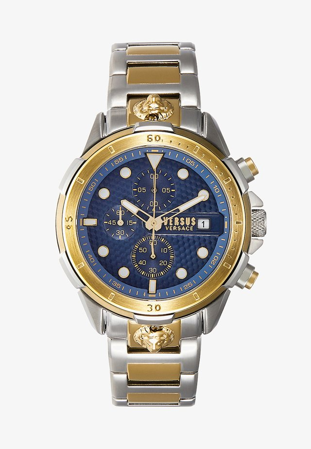 ARRONDISSEMENT - Chronograph watch - silver-coloured/gold-coloured