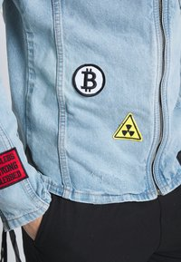 Be Edgy - BEARTHUR - Denim jacket - ind penny destroyed - 4