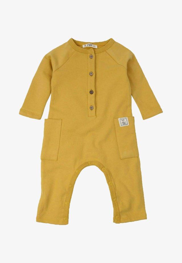 Haalari - mustard yellow