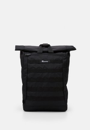 BACKPACK RIPSTOP - Rucksack - black