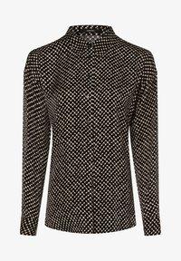 someday. - Button-down blouse - schwarz ecru - 0