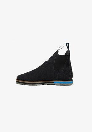 BOGAN - Snowboots  - solid black
