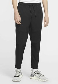 Nike Sportswear - Tracksuit bottoms - black/black - 0