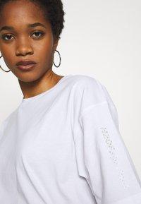 H2O Fagerholt - SECRET LOVE TEE - Print T-shirt - white - 4
