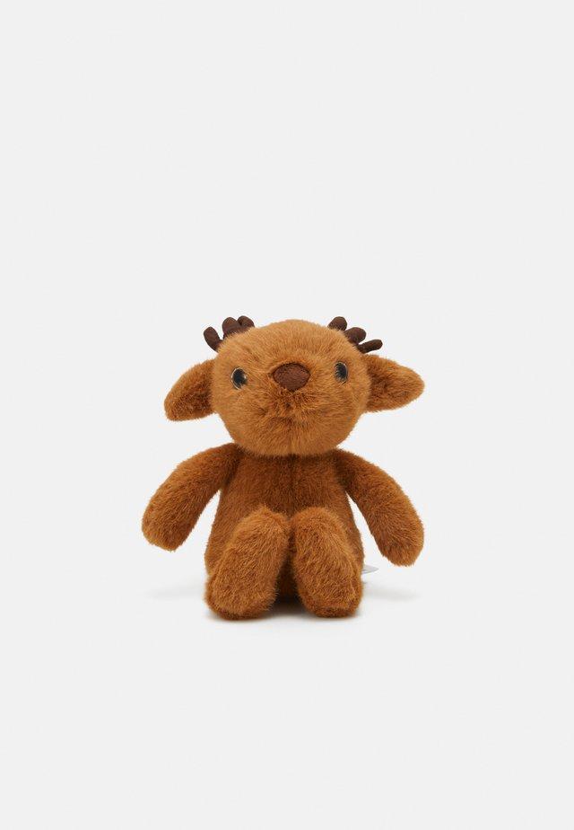 FUZZLE REINDEER - Knuffel - brown