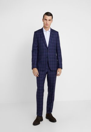 SOHO SUIT - Suit - navy