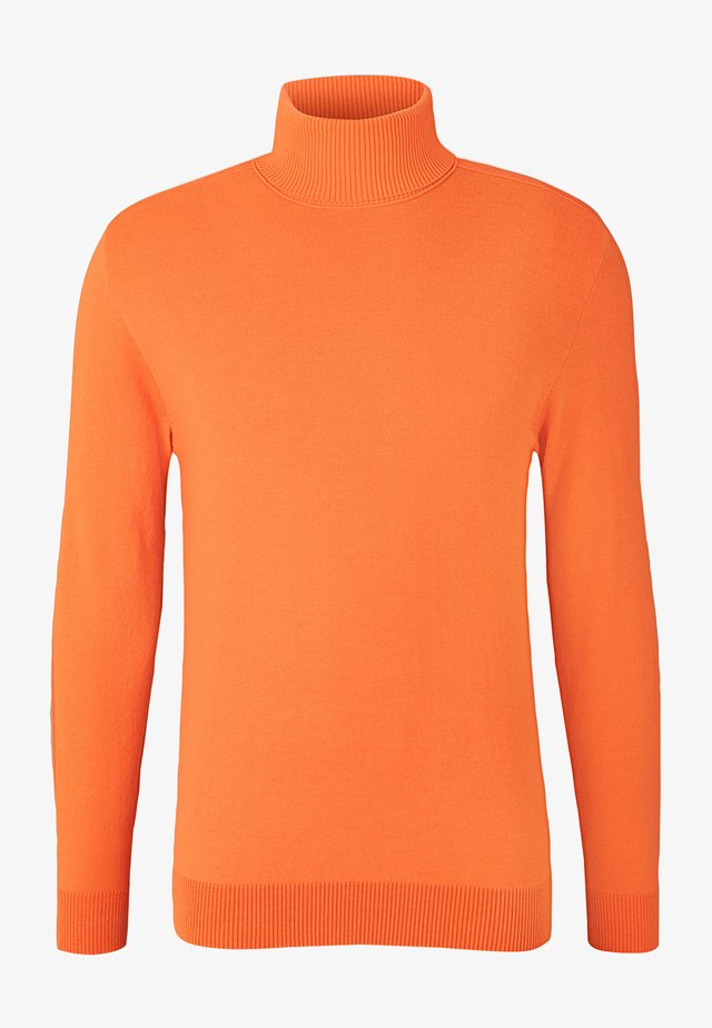 GORDON - Pullover - orange