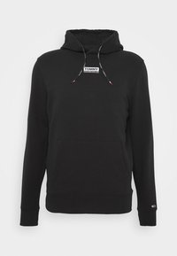 Tommy Jeans - ESSENTIAL GRAPHIC HOODIE - Sweat à capuche - black - 3