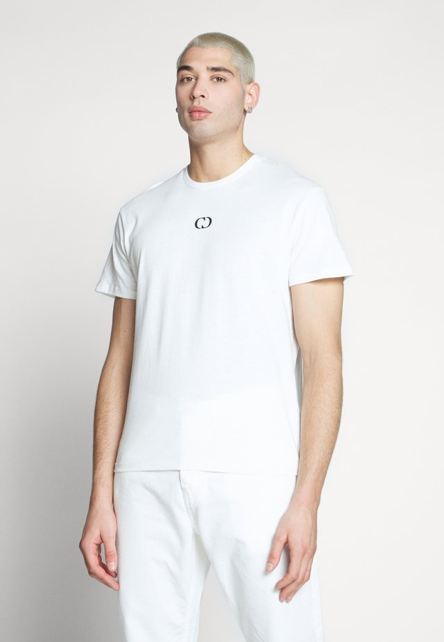 ESSENTIALS TEE - T-shirt basique - off-white