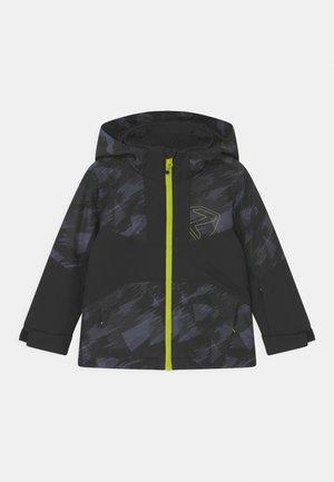 ANTAX UNISEX - Ski jacket - black mountain
