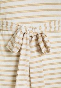 Vero Moda Petite - VMALONA CALF DRESS  - Maxi dress - white - 2