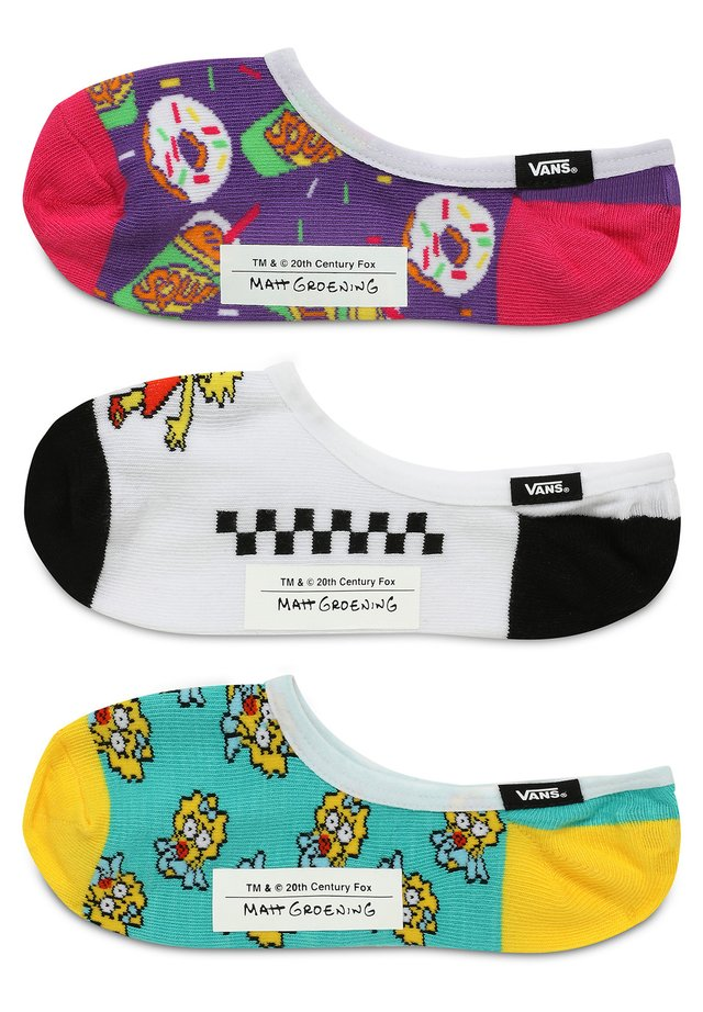 THE SIMPSONS FAM  - Socks - (the simpsons) family