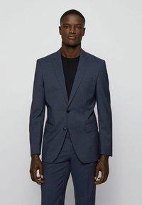 BOSS - HUGE6/GENIUS5 - Suit - dark blue - 1