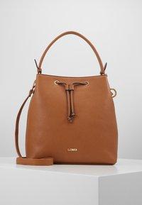 L. CREDI - EBONY - Handbag - cognac - 0