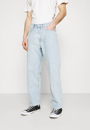 OMAR - Relaxed fit jeans - superlight blue