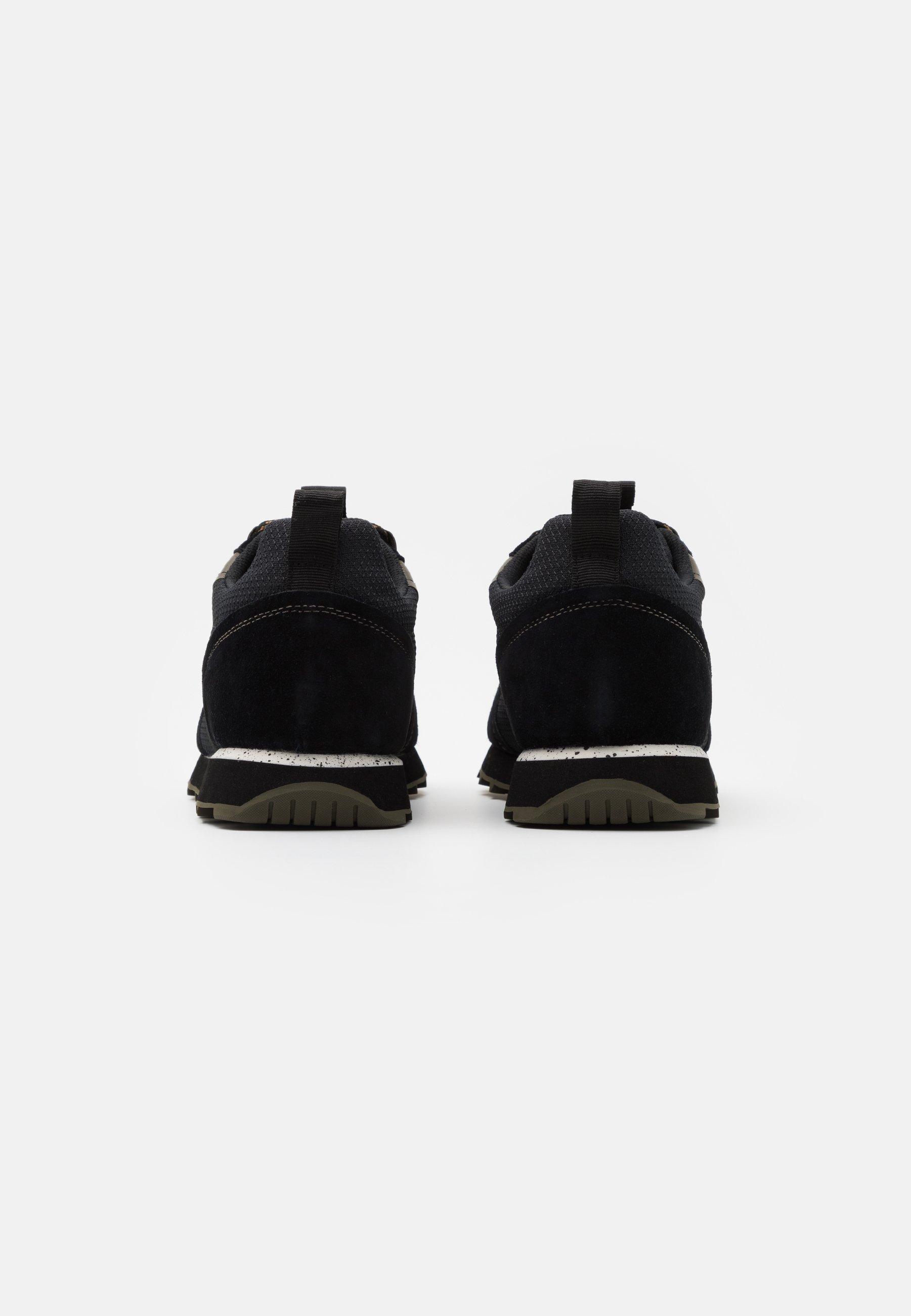 rag  bone RETRO HIKER - Sneaker low - black/schwarz - Herrenschuhe fcg4g