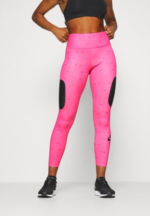 AIR - Tights - pinksicle/black