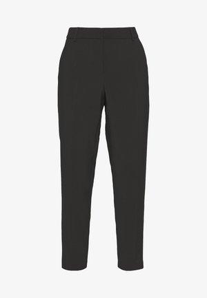 ONLVILDA ASTRID CIGARETTE PANT - Trousers - black