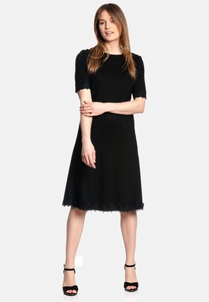 LYDIA SET - Day dress - schwarz