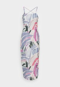 IN THE STYLE - SYD & ELL BLUSH ABSTRACT PRINT SPLIT DRESS - Cocktailkjole - multicoloured - 3