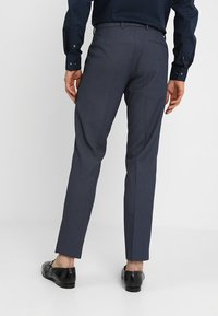 Isaac Dewhirst - FASHION STRUCTURE SUIT SLIM FIT - Completo - blue - 5