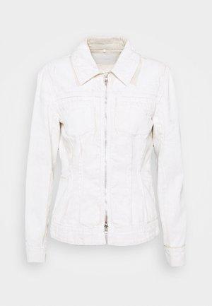 ABISSO - Denim jacket - weiss