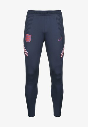 Tracksuit bottoms - midnight navy sport royal challenge red
