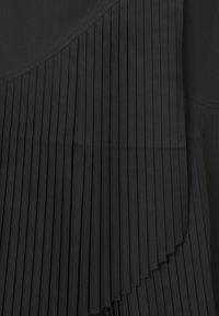 Henrik Vibskov - BLAZE SKIRT - Plisovaná sukně - black - 2