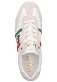 Pantofola d'Oro - FORTEZZA UOMO - Sneakers laag - bright white - 1