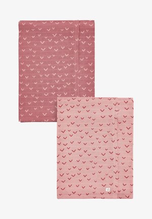 UNISEX - Muslin blanket - pink