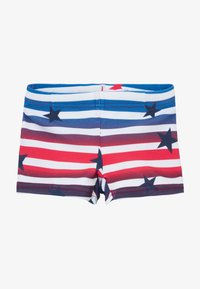 Sanetta - SWIM TRUNKS BABY - Swimming trunks - karmin - 2