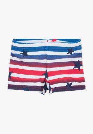 SWIM TRUNKS BABY - Swimming trunks - karmin
