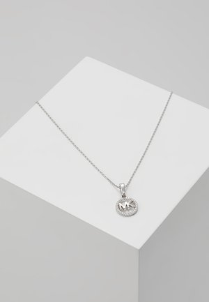 PREMIUM - Necklace - silver-coloured