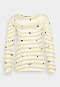Tom Joule - HARBOUR PRINT - Long sleeved top - off-white - 0