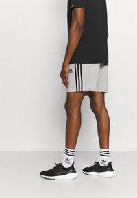 adidas Performance - Sports shorts - medium grey heather/black - 2