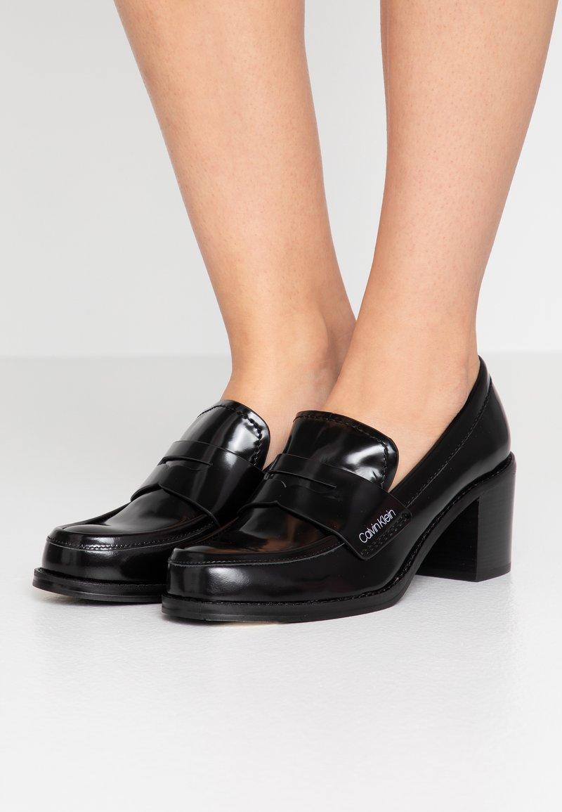 Calvin Klein - PAZ - Classic heels - black