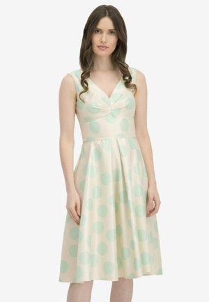 ERALDA - Day dress - beige