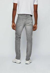BOSS - Slim fit jeans - light grey - 2