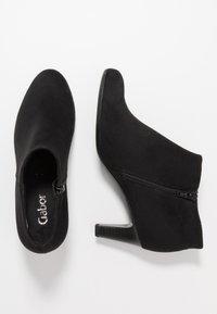 Gabor - Ankle Boot - schwarz - 3